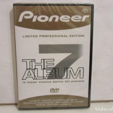 Vídeos y DVD Musicales: PIONEER - THE ALBUM VOL. 7 - DVD - EDICION LIMITADA - 2006 - SPAIN - NUEVO. Lote 193806408
