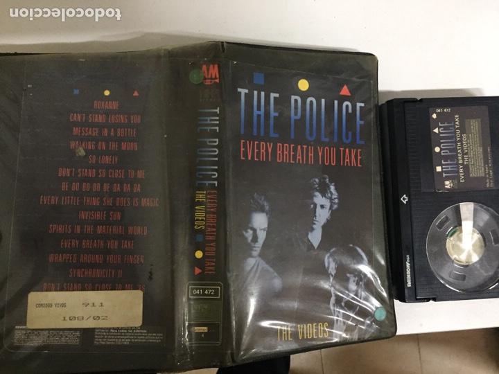 BETA - THE POLICE: EVERY BREATH YOU TAKE - AM (Música - Videos y DVD Musicales)