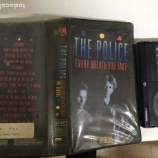 Vídeos y DVD Musicales: BETA - THE POLICE: EVERY BREATH YOU TAKE - AM. Lote 194239181