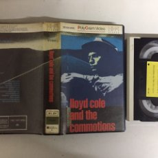 Vídeos y DVD Musicales: BETA - LLOYD COLE AND THE COMMOTIONS - POLYGRAM VIDEO. Lote 194241478