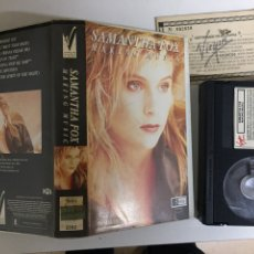 Vídeos y DVD Musicales: BETA - SAMANTHA FOX: MAKING MUSIC - VIRGIN VISION. Lote 194241818