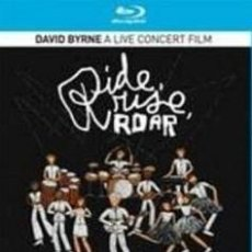 Vídeos y DVD Musicales: DAVID BYRNE. RIDE, RISE, ROAR. Lote 194518940