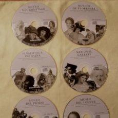 Vídeos y DVD Musicales: DVD MUSEOS 1996. Lote 194532296