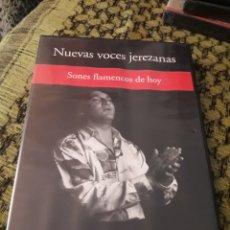 Vídeos y DVD Musicales: NUEVAS VOCES JEREZANAS. SONES FLAMENCOS DE HOY. EDICION RBA DE 2005.. Lote 194583210
