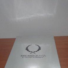 Vídeos y DVD Musicales: MECANOGRAFIA 4DVD MUSICALES MECANO . Lote 194760733