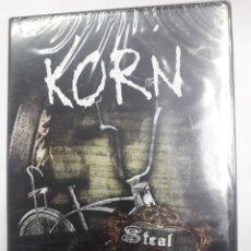 Vídeos y DVD Musicales: KORN. THE UNAU THORISED BIOGRAPHY. Lote 194872592