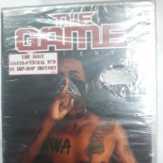 Vídeos y DVD Musicales: THE GAME. STOP SNITOHIN.. Lote 194872783