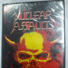Vídeos y DVD Musicales: NUCLEAR ASSAULT. LOUDER HARDER FASTER. Lote 194873242