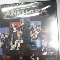 Vídeos y DVD Musicales: ANKHARA. DUEÑOS DEL TIEMPO.. Lote 194873436