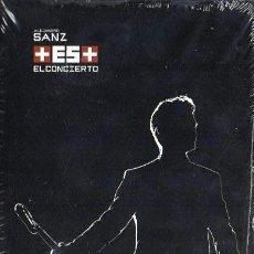 Vídeos e DVD Musicais: ALEJANDRO SANZ. + ES + EL CONCIERTO. (CD + DVD) DVD-6897. Lote 194935200