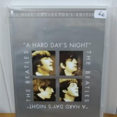 Vídeos y DVD Musicales: THE BEATLES. PRECIOSO DOBLE DVD TITULADO: A HARD DAY´S NIGHT. Lote 194979862