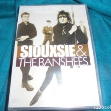Vídeos y DVD Musicales: SIOUXSIE & THE BANSHEES. LIVE IN GERMANY 1981. IMMORTAL, 2013. DVD. PRECINTADO. Lote 195032765