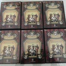 Vídeos y DVD Musicales: COLECCIÓN 6 DVD-CARNAVAL COMPARSAS LA PASIÓN DEL FALLA. CANAL SUR. VER. Lote 195176156
