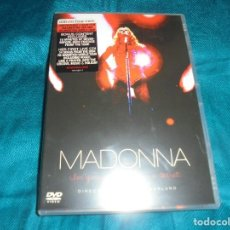 Vídeos y DVD Musicales: MADONNA. I ´M GOING TO TELL YOU A SECRET. WARNER, 2006. DVD . IMPECABLE (#). Lote 195265415