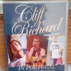 Vídeos y DVD Musicales: CLIFF RICHARD IN PORTUGAL DVD. Lote 195338878