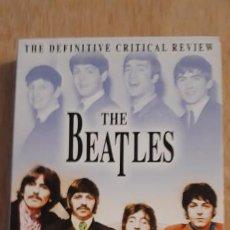 Vídeos y DVD Musicales: 1 SET 3 DVD.S DE ** THE BEATLES , ** 2003 CRITICAL REVIEW . Lote 195389937