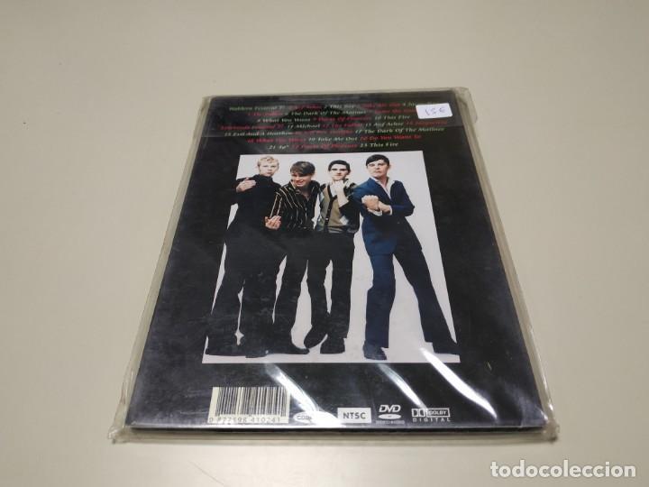 Vídeos y DVD Musicales: 0220-FRANZ FERDINAND LIVE IN CONCERT DVD NUEVO REPRECINTADO LIQUIDACIÓN - Foto 2 - 195390216