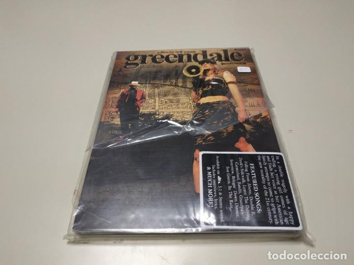 0220-GREENDALE WIDESCREEN FILM NEIL YOUNG DVD NUEVO REPRECINTADO LIQUIDACIÓN (Música - Videos y DVD Musicales)