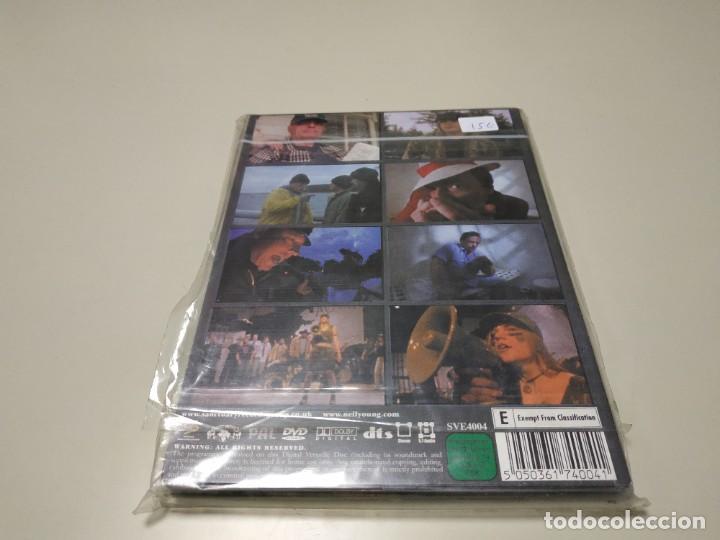 Vídeos y DVD Musicales: 0220-GREENDALE WIDESCREEN FILM NEIL YOUNG DVD NUEVO REPRECINTADO LIQUIDACIÓN - Foto 2 - 195390508