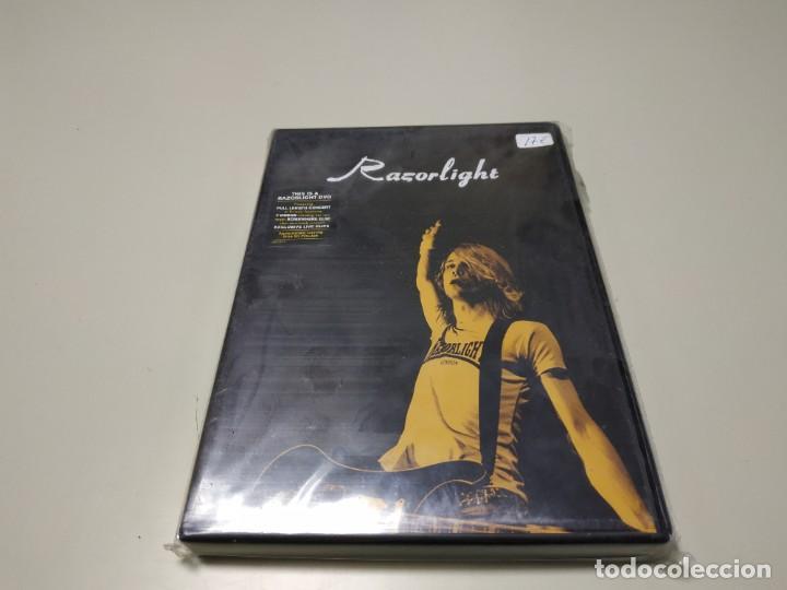 0220- RAZORLIGHT THIS IS A DVD NUEVO REPRECINTADO LIQUIDACIÓN (Música - Videos y DVD Musicales)