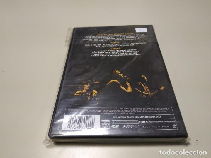 Vídeos y DVD Musicales: 0220- RAZORLIGHT THIS IS A DVD NUEVO REPRECINTADO LIQUIDACIÓN - Foto 2 - 195390706