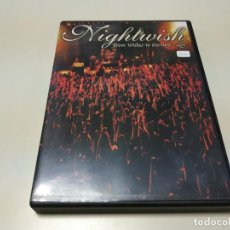 Vídeos y DVD Musicales: 0220- NIGHTWISH FROM WISHES ETERNITY LIVE DVD NUEVO SIN PRECINTO LIQUIDACIÓN. Lote 195394060