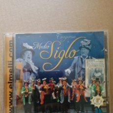 Vídeos y DVD Musicales: DVD- CARNAVAL DE CÁDIZ 2010 MEDIO SIGLO. COMPARSA. Lote 195455140