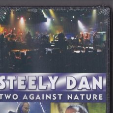 Vídeos y DVD Musicales: STEELY DAN - TWO AGAINST NATURE - DVD PRECINTADO. Lote 195465611