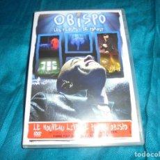 Vídeos y DVD Musicales: OBISPO. LES FLEURS DE FOREST. 2007. DVD. IMPECABLE. Lote 195466930