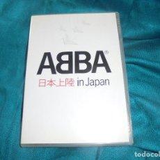 Video e DVD Musicali: ABBA IN JAPAN. POLAR, 2009. DVD. PRECINTADO (#). Lote 195568072