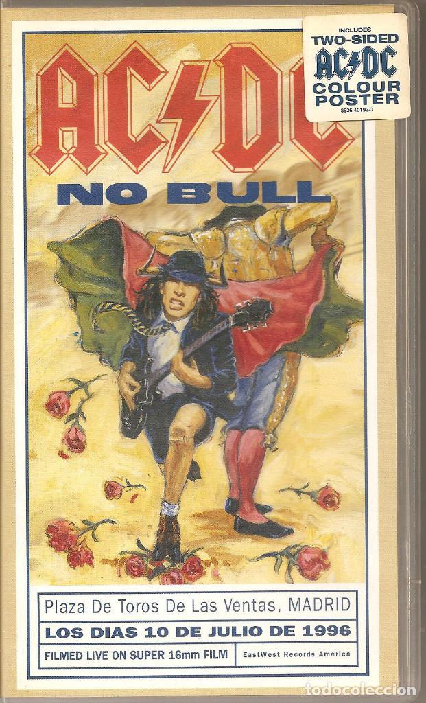 AC/DC - NO BULL - PLAZA DE TOROS DE LAS VENTAS, MADRID -1996 (Música - Videos y DVD Musicales)