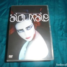 Vídeos y DVD Musicales: SIOUXSIE . DREAMSHOW. LIVE THE ROYAL FESTIVAL HALL WITH MILLENNIA ENSEMBLE. DVD. IMPECABLE (#). Lote 195932023