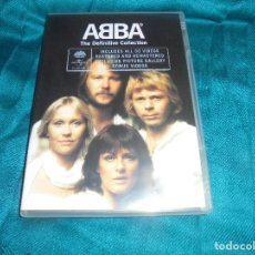 Video e DVD Musicali: ABBA. THE DEFINITIVE COLLECTION. POLAR, 2002 . DVD. IMPECABLE (#). Lote 196484591