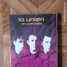 Vídeos e DVD Musicais: LA UNIÓN - EN CONCIERTO - TREN DE LARGO RECORRIDO - DVD. Lote 196988091