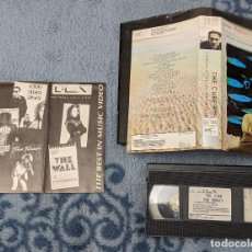 Vídeos y DVD Musicales: VHS THE CURE THE IMAGES 82' 1986. Lote 197489833