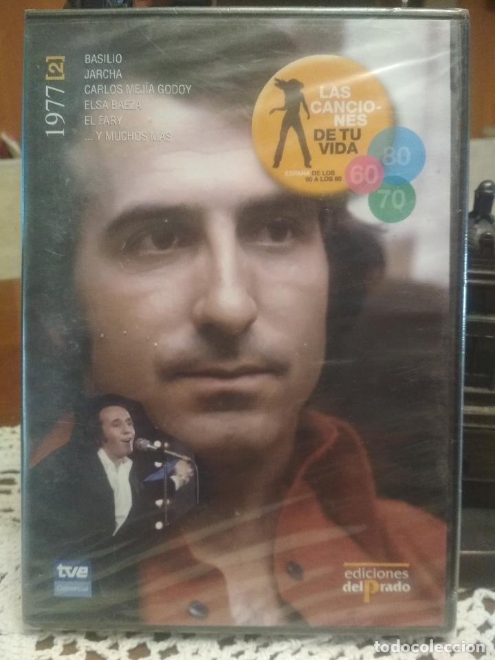 LAS CANCIONES DE TU VIDA 1877 (2) DVD PRECINTADO BASILIO - MICKY- EL FARY ETC PEPETO (Música - Videos y DVD Musicales)