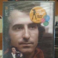 Vídeos y DVD Musicales: LAS CANCIONES DE TU VIDA 1877 (2) DVD PRECINTADO BASILIO - MICKY- EL FARY ETC PEPETO. Lote 197771168