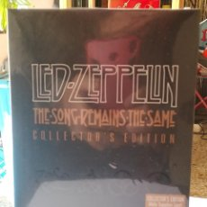 Vídeos y DVD Musicales: LED ZEPPELIN - THE SONG REMAINS THE SAME [USA] [2DVD] NUEVO PRECINTADO. Lote 197888886