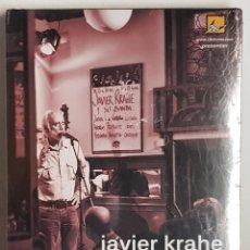 Vidéos y DVD Musicaux: JAVIER KRAHE EN EL CAFE CENTRAL DE MADRID. CON. EN DIRECTO, JUNIO DE 2013. CD + DVD.SIN ABRIR. Lote 198190070