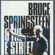 Vídeos y DVD Musicales: BRUCE SPRINGSTEEN LIVE NY. Lote 198636911