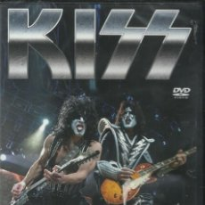 Vídeos y DVD Musicales: KISS LIVE THUNDER. Lote 198660656