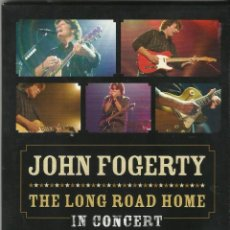Vídeos y DVD Musicales: JOHN FOGERTY THE LONG ROAD HOME. Lote 198818922