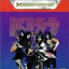 Vídeos y DVD Musicales: KISS IMMORTALS - DVD CON FILM ANIMADO A MODO DE AVENTURA INTERACTIVA, COMO NUEVO Y UNICO EN TC. Lote 198889952