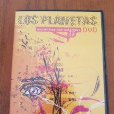 Vídeos y DVD Musicales: DVD LOS PLANETAS. ENCUENTROS CON ENTIDADES. Lote 199315548