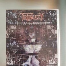 Vídeos y DVD Musicales: TRIBUZY DVD (METAL BAND). Lote 199526110