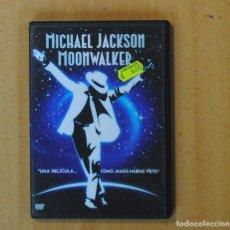 Vídeos y DVD Musicales: MICHAEL JACKSON - MOONWALKER - DVD. Lote 199626157