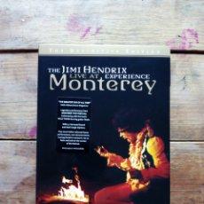 Vídeos y DVD Musicales: DVD CONCIERTO JIMI HENDRIX. Lote 199721227
