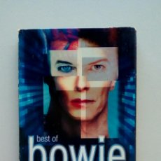 Vídeos y DVD Musicales: BOWIE ?– BEST OF BOWIE, 2 × DVD, DVD-VIDEO, PAL, SECAM, COMPILATION, 2002, EUROPE.. Lote 199733246