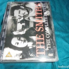 Vídeos e DVD Musicais: THE SMITHS. THE COMPLETE PICTURE. DVD. IMPECABLE (#). Lote 199739733
