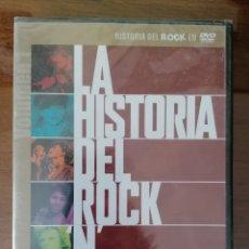 Vídeos y DVD Musicales: LA HISTORIA DEL ROCK N ROLL. EPISODIO 1: LOS INICIOS DEL ROCK N ROLL. (DVD PRECINTADO)  . Lote 199951957